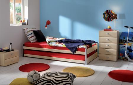 Łóżko młodzieżowe Clipu/clic MASTER BED