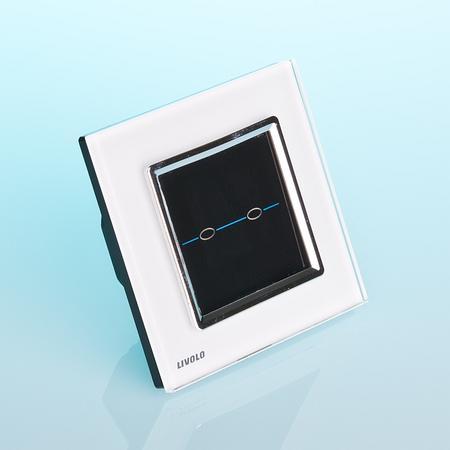 Włącznik dotykowy podwójny VL-R102-SWC LIVOLO