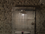 Cementowa lampa Biancaluce DECOINA - zdjęcie 3