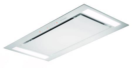 Okap kuchenny sufitowy Heaven Glass 2.0 90 FABER