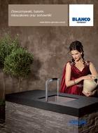 Katalog 2014 BLANCO zlewozmywaki, baterie, sortowniki