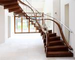 Nowoczesne schody dywanowe ST855 TRĄBCZYŃSKI